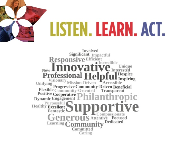 listen learn act moses taylor foundation